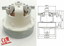 Motore aspirapolvere Moulinex 1200 Watt 230V stadio singolo Ametek per polvere