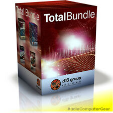 D16 Group TOTAL BUNDLE Includes LuSH-101 + Entire D 16 Plug-in Collection! NEW