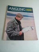 Vintage Magazine ANGLING April 1968 + Illustrated + Advertising