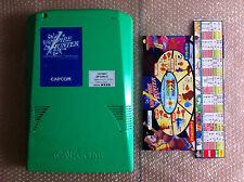 "Vampire Hunter ""Original Flyers"" Capcom CPS2 Arcade Game Import Japan"