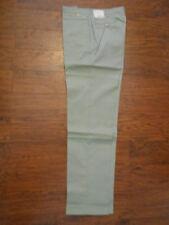 Mens 70's Vintage Farah Master Ply Permanent Press 33x34 Dress Pants Slacks!!