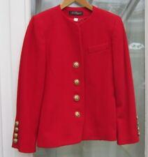 LADIES  WOOL CASHMERE JACKET.SIZE 10 Designer jacket by Mac Taggart