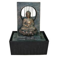 Small Indoor Buddah Water Fountain. New