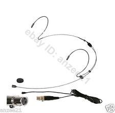 Pro Headset Microphones For AKG Samson Wireless Microphone Detachable Mini 3Pin