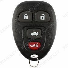 Replacement for Buick Allure Lacrosse Chevy Cobalt Malibu Remote Car Key Fob 523