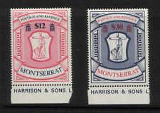 Elizabeth II (1952-Now) Multiple Montserratian Stamps