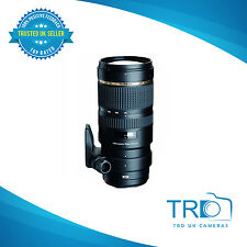 Tamron SP 70-200MM f/2.8 Di VC USD Lens For Nikon + 3 Years Warranty