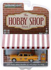 Greenlight - 1:64 The Hobby Shop 7 1978 Checker Motors Marathon A11 (BBGL97070E)