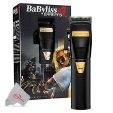 Babyliss Pro Negro Inalámbrico Clipper FX870BN Negro y Dorado blackfx