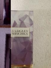 Badgley Mischka Eau de Parfum  3.4 OZ