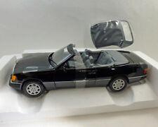 Mercedes-Benz 300 CE, schwarz, 1990, 1:18 NOREV