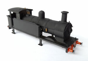 00 scale SECR/SR R1 class 060t body to fit Hornby 060t 'jinty' chassis