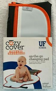 """University of Florida: Gators """"On-The-Go- Changing Pad by Cozy Cover"""
