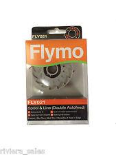 Genuine Flymo Spool & Line - Contour/Power Trim/Mini