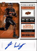 2018 Panini Contenders Draft Picks College Autograph Singles (Pick Ur Cards)