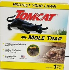 1 Brand New Mole Trap Single by Scotts Company Tomcat Professional Grade