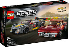 LEGO® Speed Champions 76903 Chevrolet Corvette C8.R & 1968 VORVERKAUF 06/21