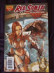Red Sonja (2005) #30B NM- 9.2