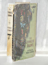 Patricia Wentworth - The Chinese Shawl 1st Ed 1943 HBDJ
