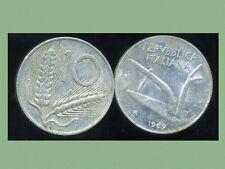 ITALIE  ITALY  10 lire 1969