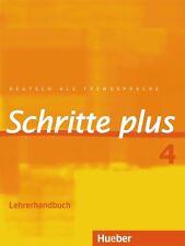Schritte plus 4 von Susanne Kalender und Petra Klimaszyk (2016, Taschenbuch)