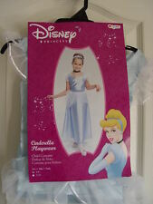 Disney Cinderella Fairy Princess Halloween Pretend Costume Girls 4-6  NEW