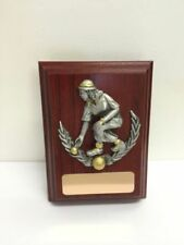 Engraving Available Bowls Shield Sports Trophies
