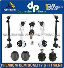Mercedes W126 560SEL 420SEL Suspension Control Arm Ball Joint Bushing KIT Set 9