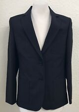 86cm = 34 Boys Brown Polyester School Blazer