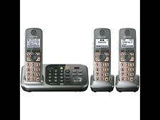 Panasonic Kx-Tg7743 Home Phone System DECT6.0 With 3 Handsets