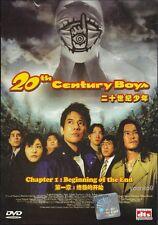 20th Century Boys 1: Beginning of the End (2008) Japan Movie English Sub DVD _R0