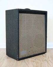 1961 Harmony Bass Amp H322 Vintage Tube Amp 4x8 Lectrolab, Great for Guitar!