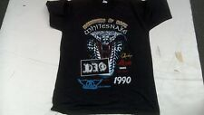 MONSTERS OF ROCK EUROPE TOUR 1990 MULTI BAND SHIRT UNWORN NMNT XL RARE VTG HTF!