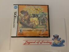 * New *  Final Fantasy Fables: Chocobo Tales - Nintendo DS  * Sealed *