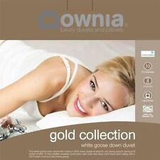 Downia Gold Collection Goose Down Doona|Duvet|Quilt DOUBLE Size RRP $699
