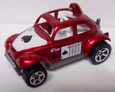 VINTAGE! 1997 Dealer's Choice Series Baja Bug #567-Metallic Red Paint