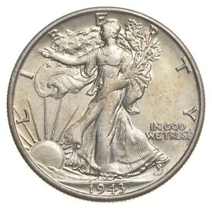1943-S Walking Liberty Half Dollar - Charles Coin Collection *501