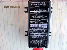 Mast Tone Generator 206-075-428-001, Bell OH-58 Kiowa Audible Warning Box [A3S2]