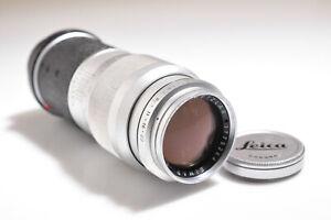 Leitz Wetzlar Elmar 1:4/135mm Lens Serial #1775264