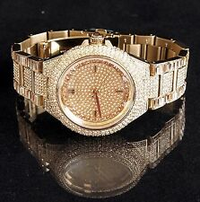 Michael Kors W-MK5720 Camille Crystal Gold-tone Ladies Watch