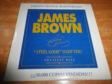 JAMES BROWN I Feel good CD SINGLE PROMO DEL AÑO 2000 ESPAÑA CONTIENE 1 TEMA