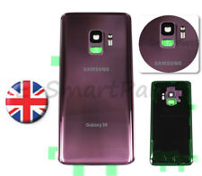 Back Glass Housing Cover Battery Door Replacement For Samsung Galaxy S9 PURPLE