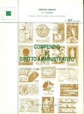 DELPINO L. - DEL GIUDICE F., Compendio di diritto amministrativo
