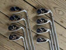 New listing Callaway X18 Iron set 4-P+A X-18 Uniflex Steel Shafts NICE Golf Clubs! Set of 8.