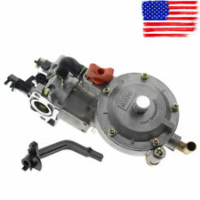 New Dual Fuel LPG Conversion Carburetor for Generator GX200 160F 168F 170F GX160