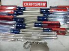 NEW CRAFTSMAN TORX,PHILLIPS OR SLOTTED SCREWDRIVER - CHOOSE YOUR SIZE FREE SHIP