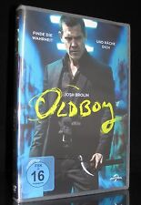 DVD OLDBOY - 2013 - Neuverfilmung USA - JOSH BROLIN - Regie: SPIKE LEE ** NEU **