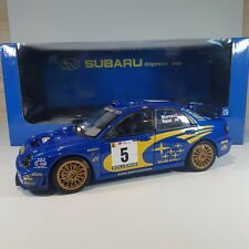 Autoart Subaru Wrc 1/18 rally Portugal 2001 Burns Reid  80191