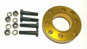 WAY2TUFF 25mm REAR TAILSHAFT SPACER for ISUZU DMAX D-MAX GREAT WALL V200 V240