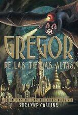 Gregor de las Tierras Altas/ Gregor of the Highlands Cronicas De Las Tierras Ba